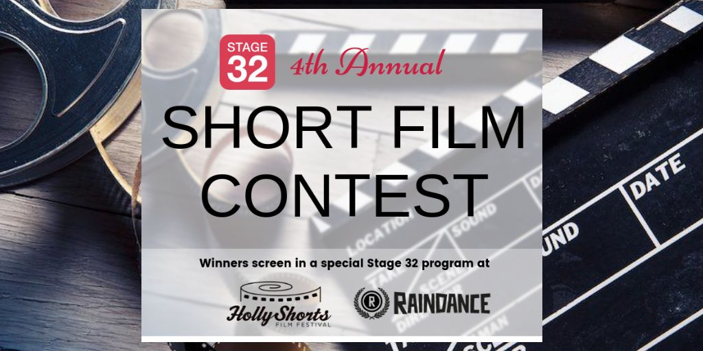 4th Annual Stage 32 Short Film Contest