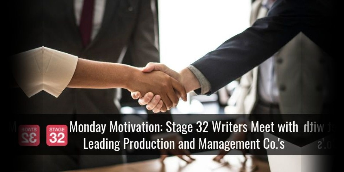Monday Motivation: Stage 32 Writers Meet with Whitewater Films, Chatrone, Bohemia Group Originals, &  More!