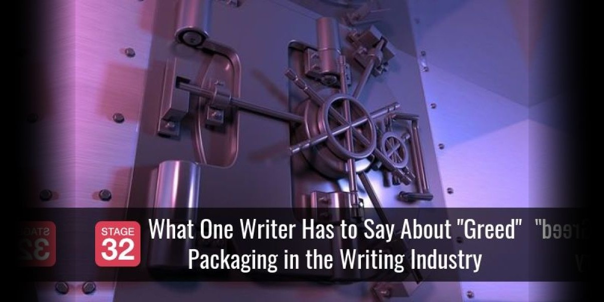 "What One Writer Has to Say About ""Greed"" Packaging in the Writing Industry"