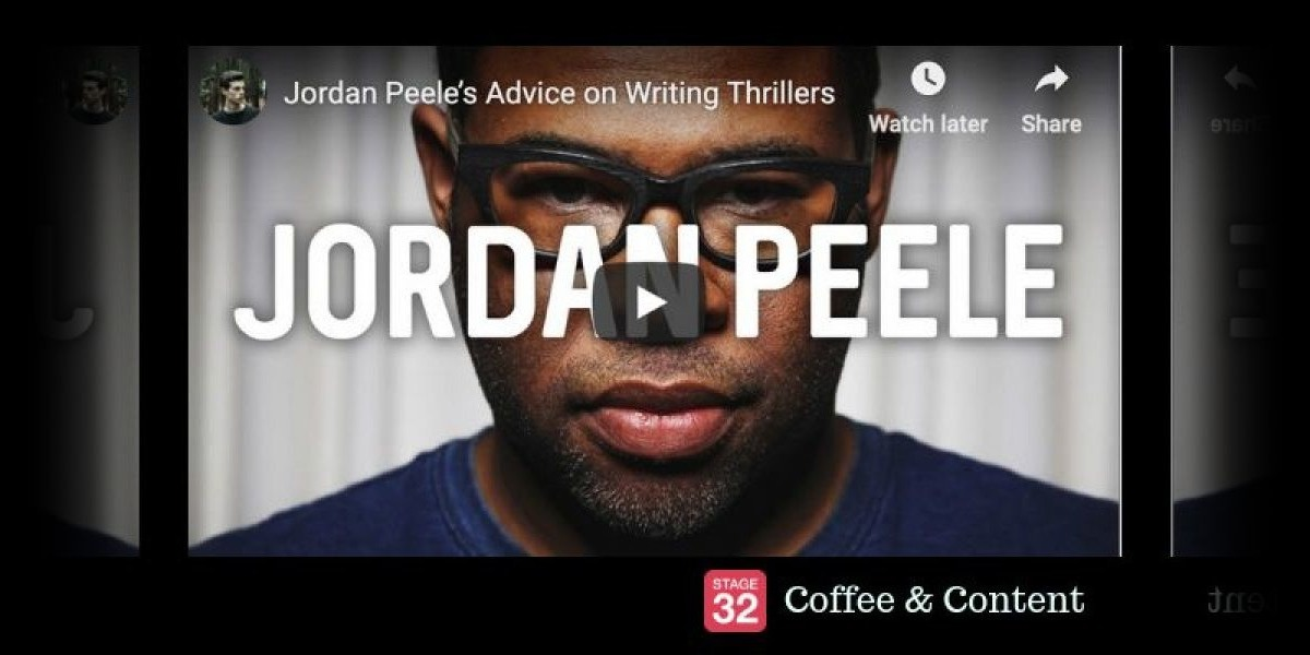 Coffee & Content - Jordan Peele's Advice on Writing Thrillers & 3 Things New Filmmakers Overlook