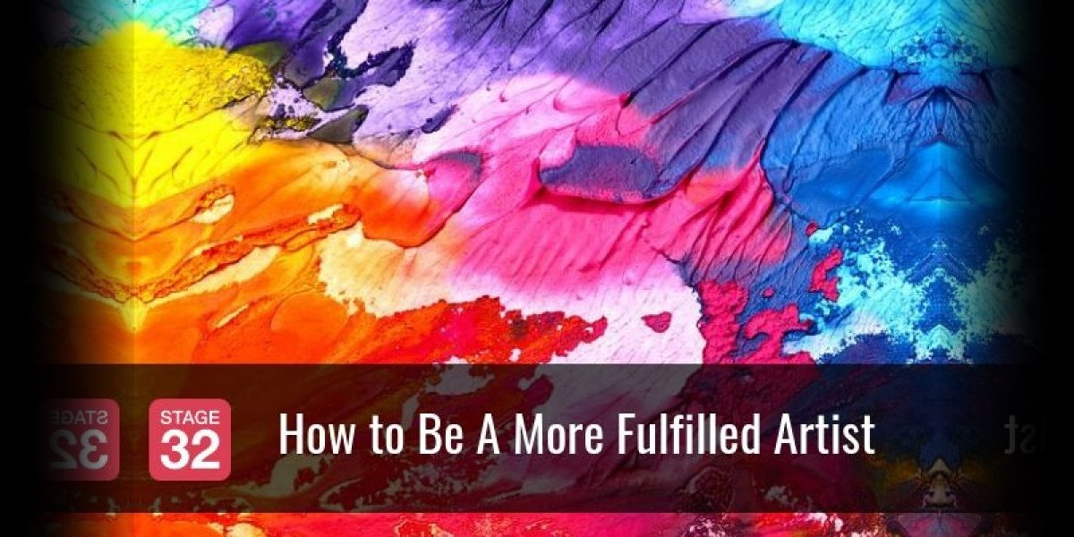 How to Be A More Fulfilled Artist