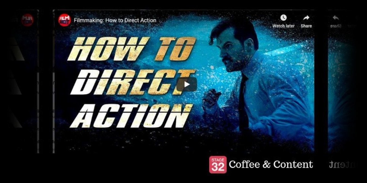Coffee & Content - 10 Tips on Writing Better Dialogue & How to Film Action Scenes