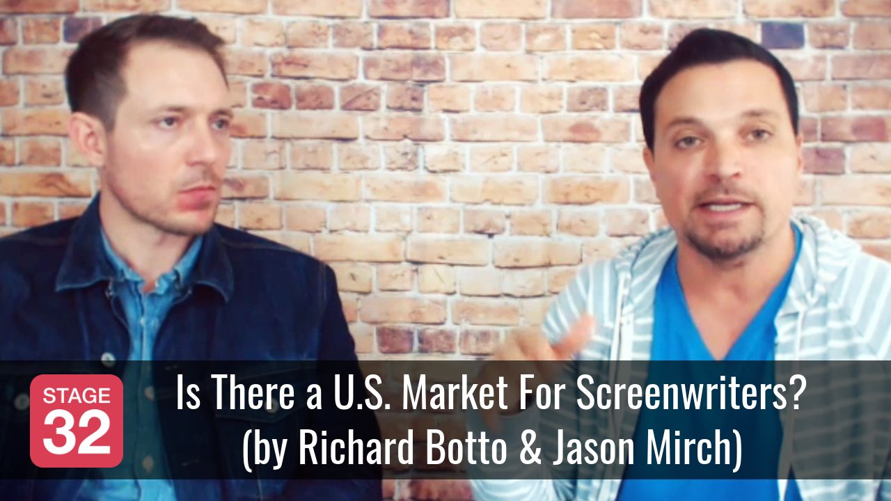 Can Foreign Screenwriters Break Into the U.S. Market?