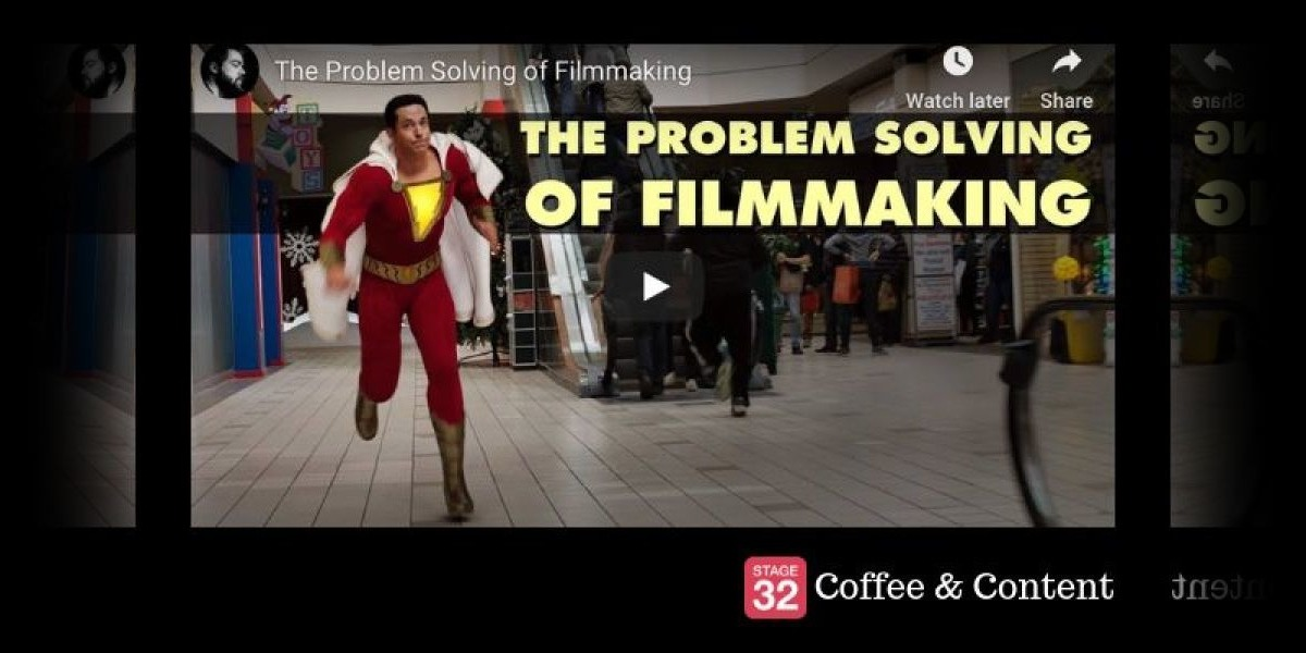 Coffee & Content - The Problem Solving of Filmmaking & Movie Mistakes: When Does Film Continuity Really Matter?