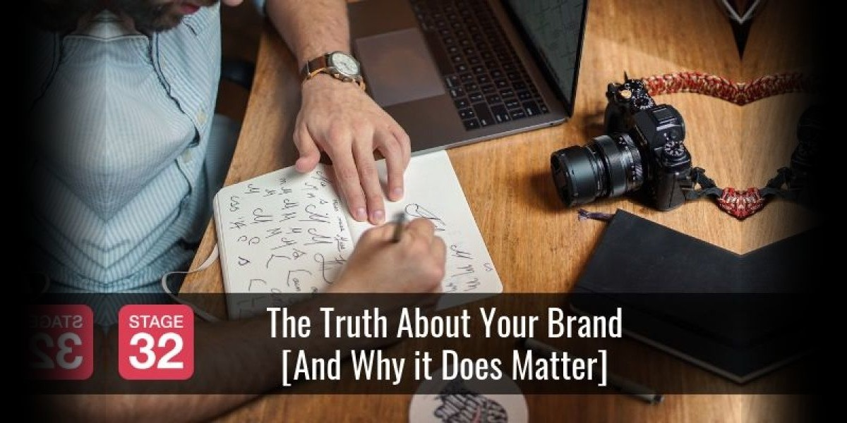 The Truth About Your Brand [And Why it Does Matter]