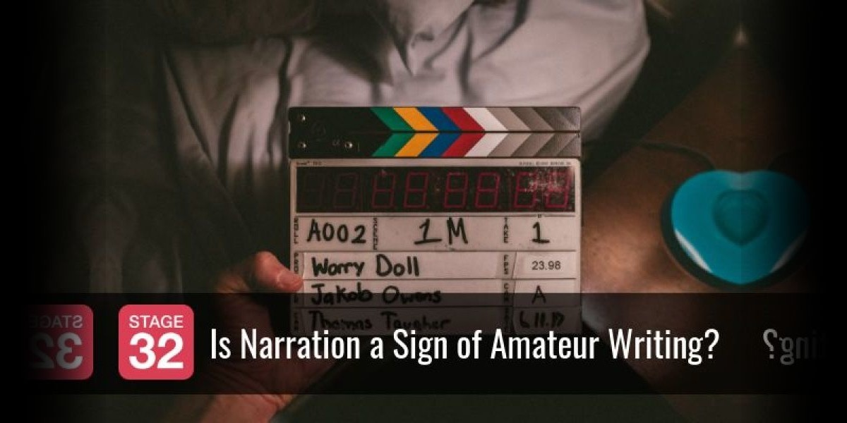 Is Narration a Sign of Amateur Writing?