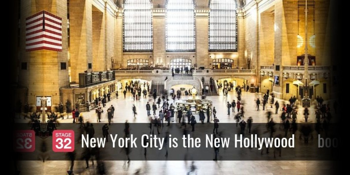 New York City is the New Hollywood
