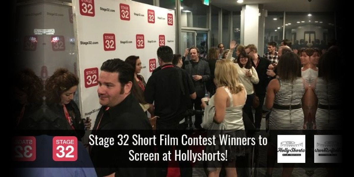 Stage 32 Short Film Contest Winners to Screen at Hollyshorts!
