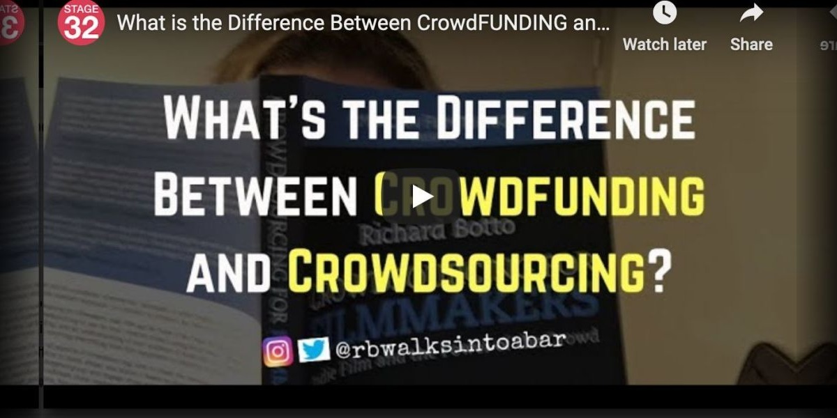 What is the Difference Between Crowdfunding and Crowdsourcing? Step Inside.