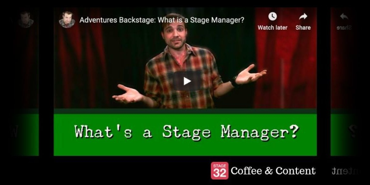 Coffee & Content - Playwriting Tips from Dennis Kelly & Adventures Backstage: What is a Stage Manager?