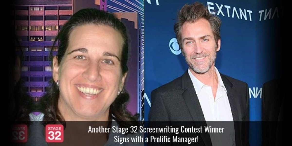 Another Stage 32 Screenwriting Contest Winner Signs with a Prolific Manager!