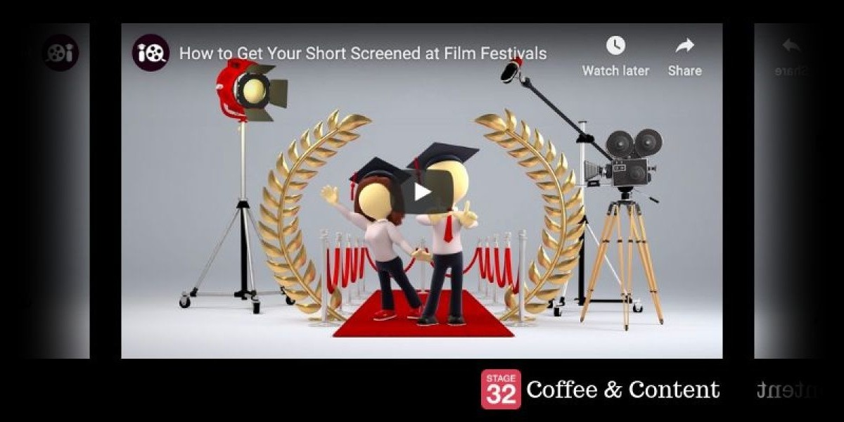 Coffee & Content - How to Get Your Short Screened at Film Festivals & What Film Festivals Should You Submit to First?