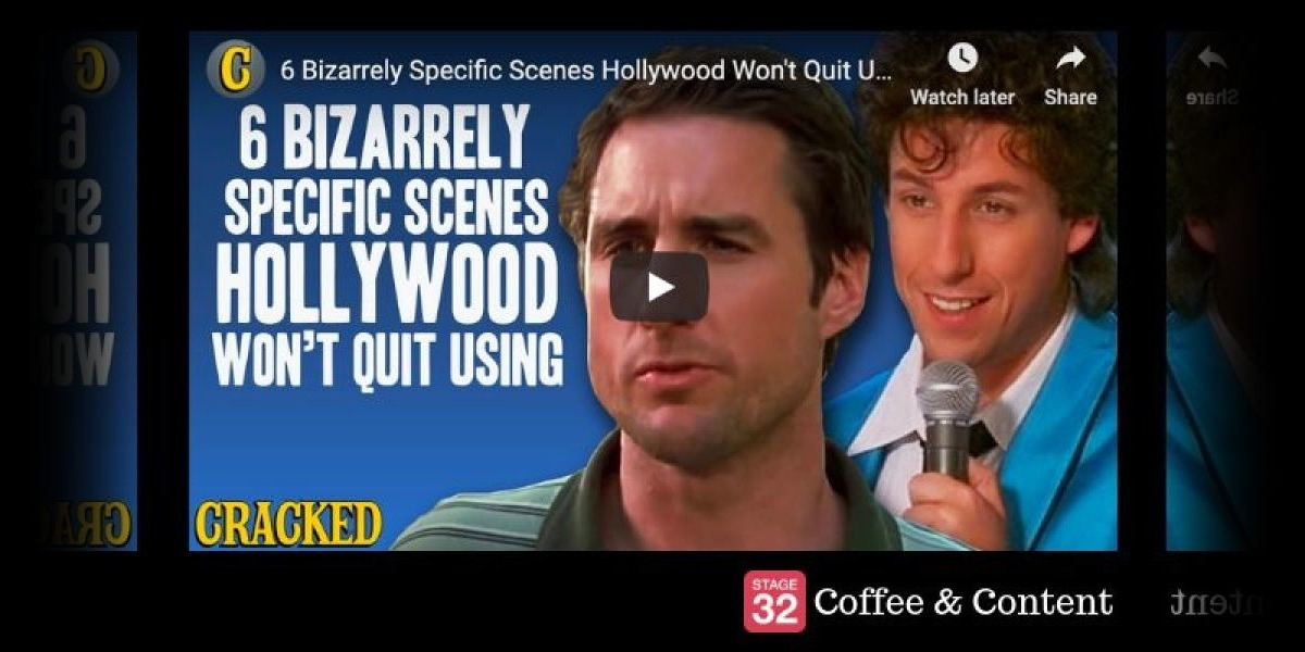 Coffee & Content - Every Story is the Same & 6 Bizarrely Specific Scenes Hollywood Won't Quit Using