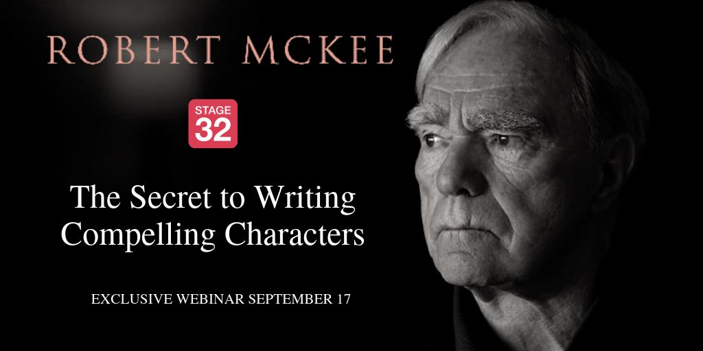 The Master of STORY Robert McKee Teaches Exclusively for Stage 32
