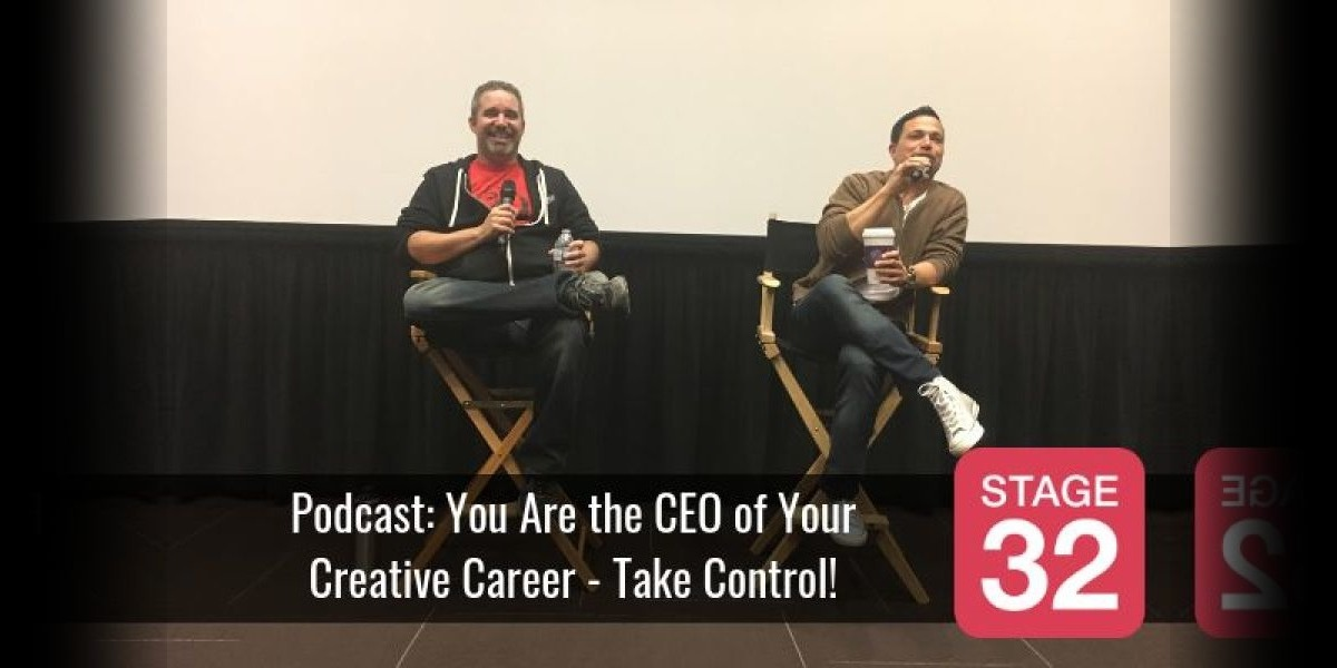 You Are the CEO of Your Creative Career - Take Control!