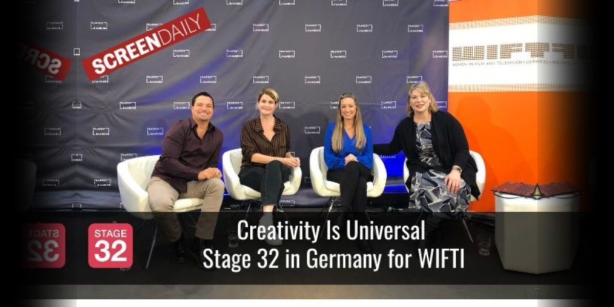 Creativity Is Universal - Stage 32 in Germany for WIFTI