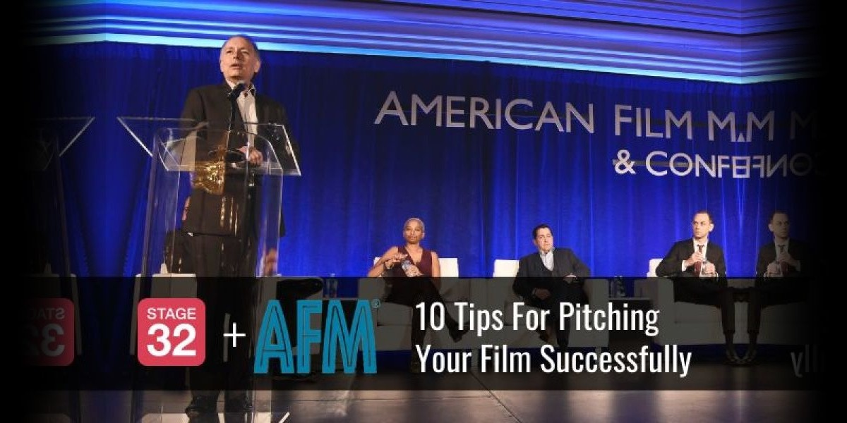 10 Tips for Pitching Your Film Successfully