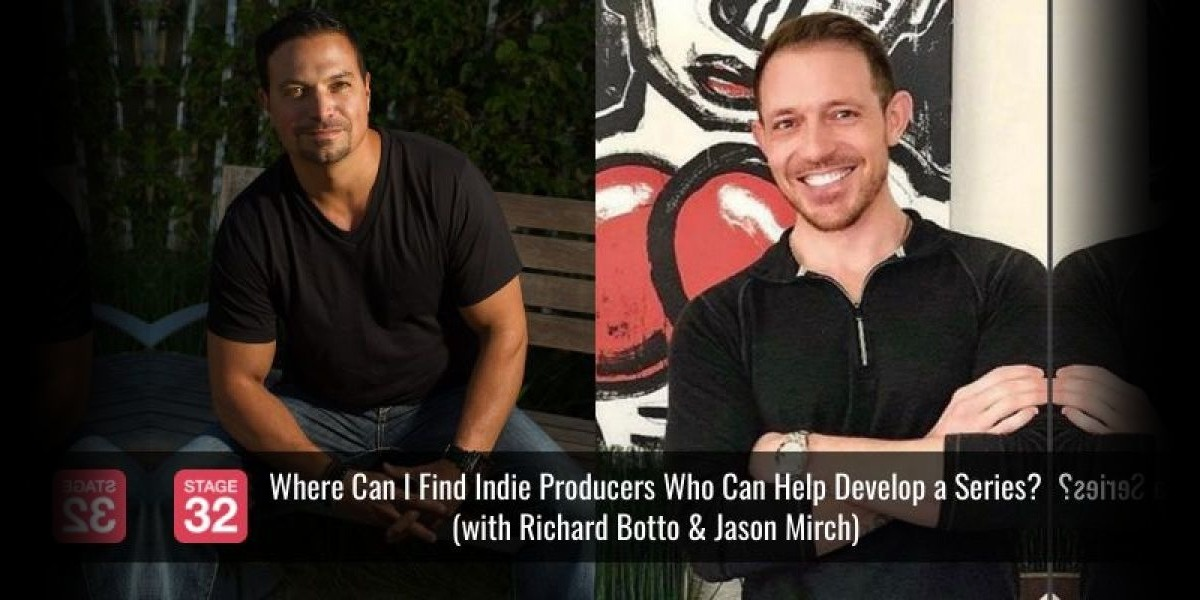 Where Can I Find Indie Producers Who Can Help Develop a Series? (with Richard Botto & Jason Mirch)