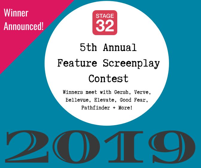 5th Annual Stage 32 Feature Screenwriting Contest