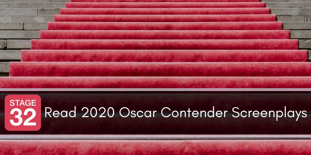 Read Some 2020 Oscar Contender Screenplays