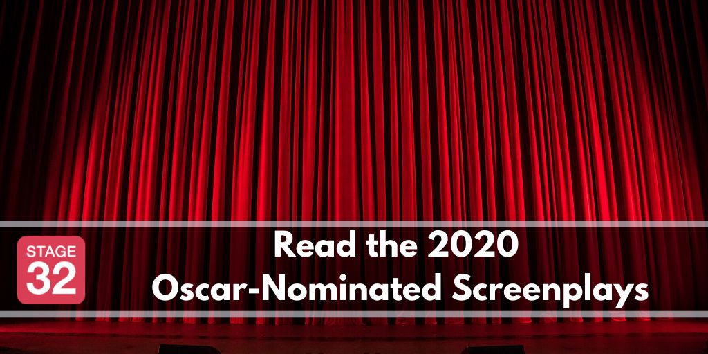 Read the 2020 Oscar-Nominated Screenplays