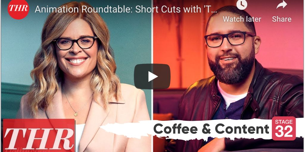 Coffee & Content - Animation Roundtable & Mistakes to Avoid in Act 1 of Your Script