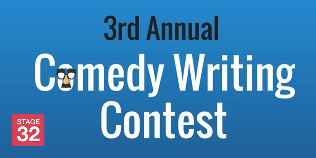 3rd Annual Comedy Writing Contest