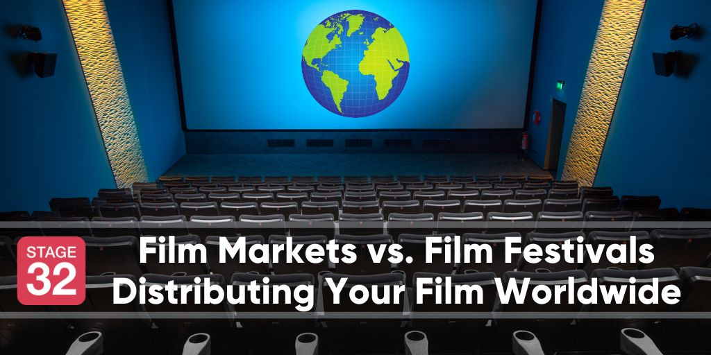 LIVE from Berlinale: Film Markets vs. Film Festivals - Distributing Your Film Worldwide