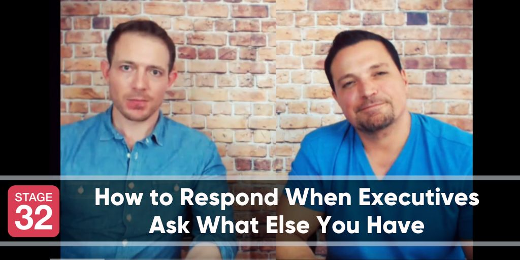 How to Respond When Executives Ask What Else You Have