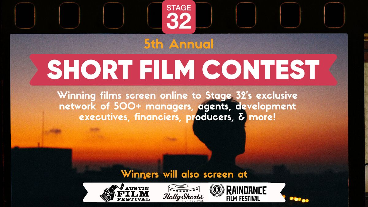 5th Annual Stage 32 Short Film Program Contest