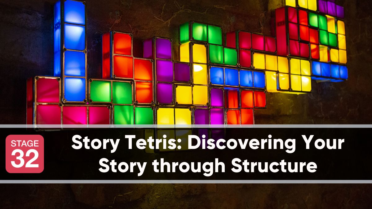 Story Tetris: Discovering Your Story through Structure