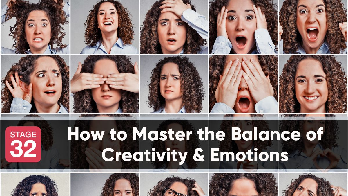 How to Master the Balance of Creativity & Emotions