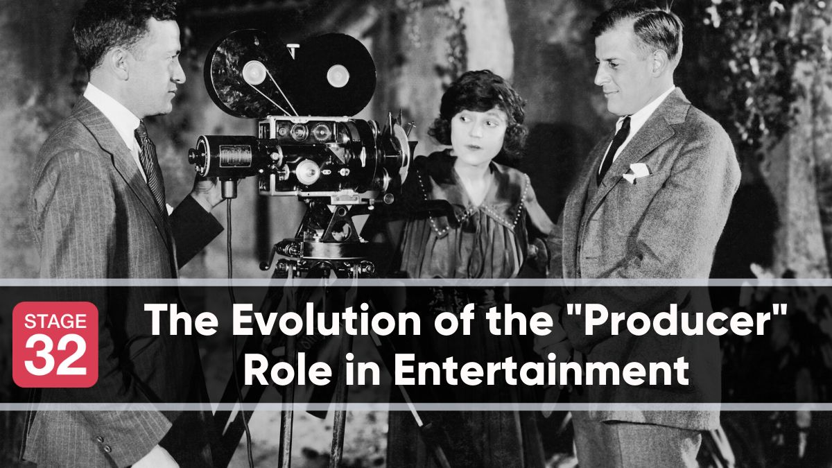 "The Evolution of the ""Producer"" Role in Entertainment"
