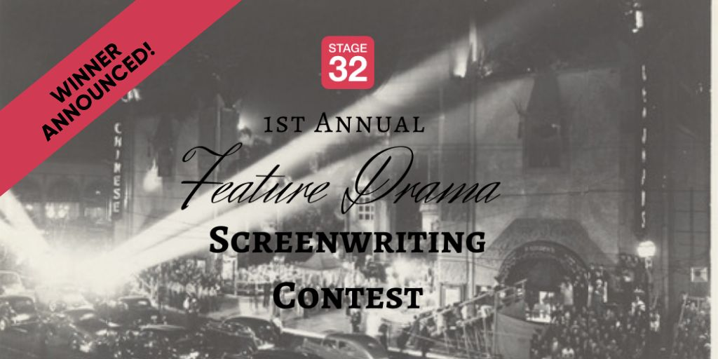 Stage 32 Feature Drama Screenwriting Contest