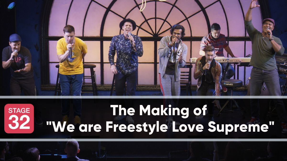 "The Making of ""We are Freestyle Love Supreme"": Part 1"