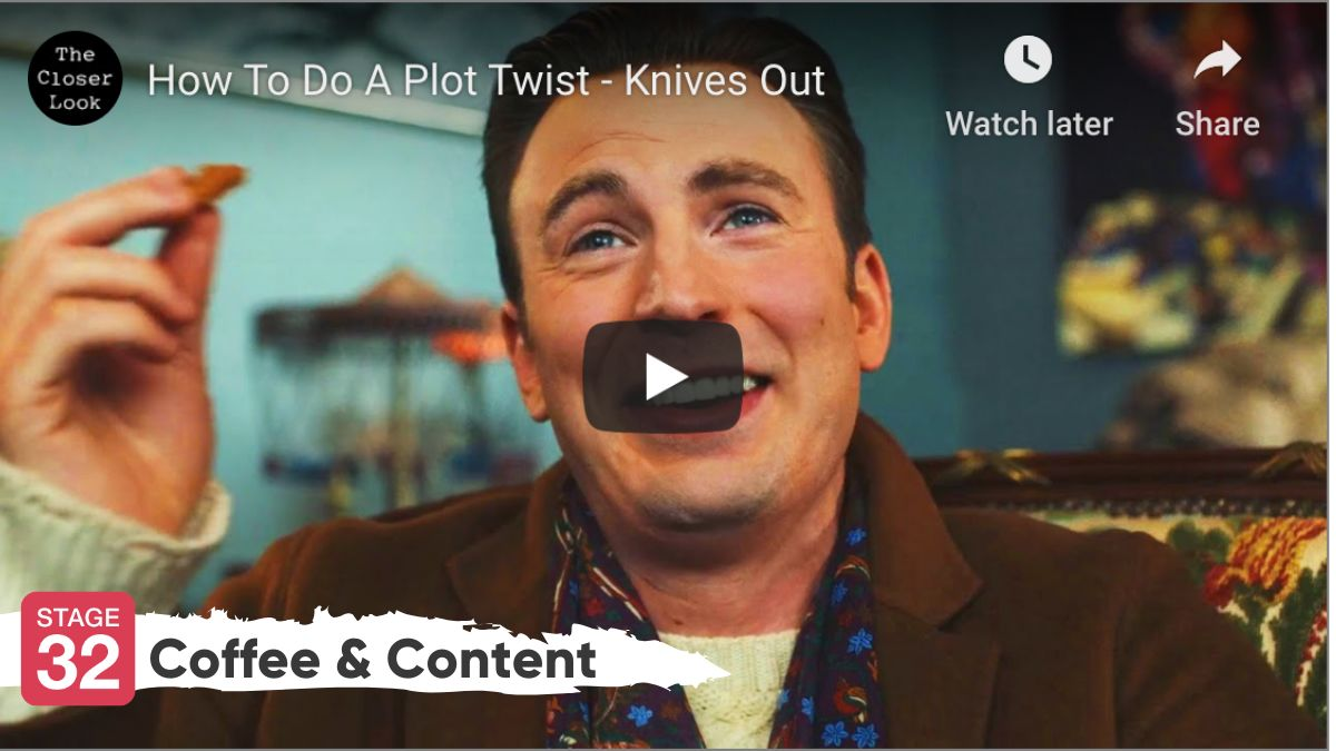 Coffee & Content - How to Do a Plot Twist & 5 Simple VFX You Can Try