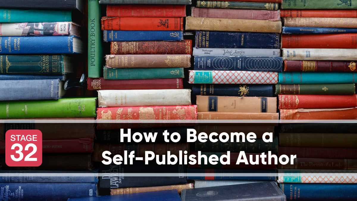 How to Become a Self-Published Author