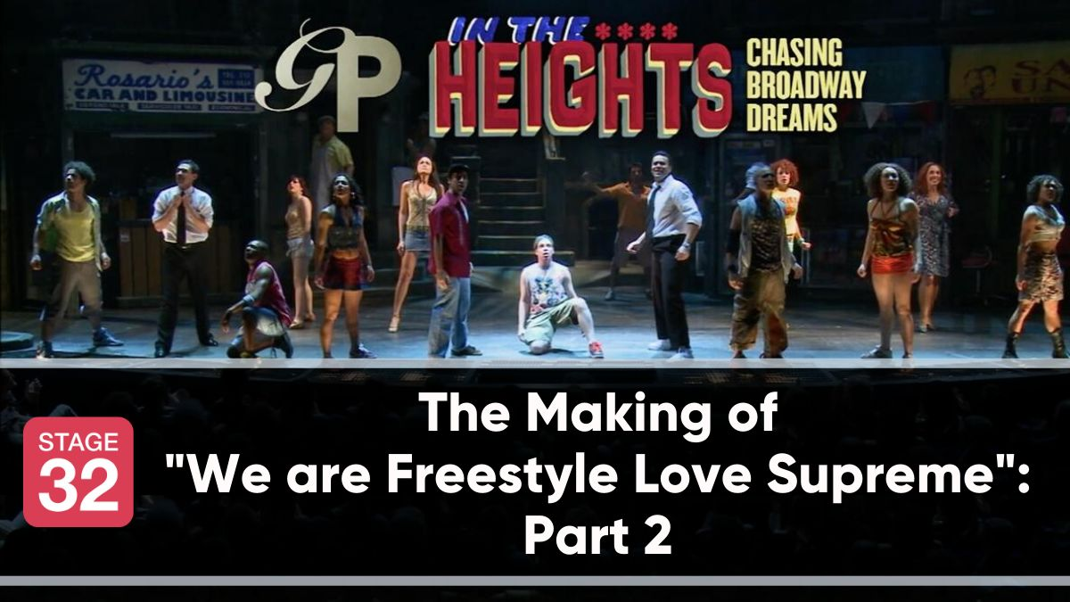 "The Making of ""We are Freestyle Love Supreme"": Part 2"