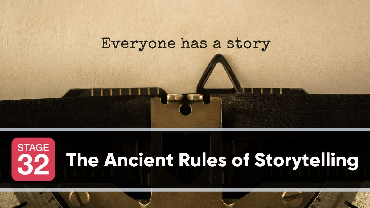 The Ancient Rules of Storytelling