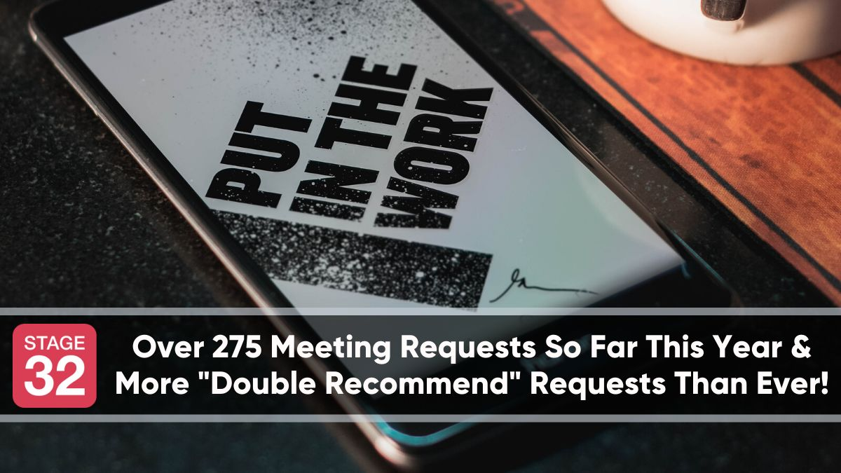 "Over 275 Meeting Requests So Far This Year & More ""Double Recommend"" Requests Than Ever!"