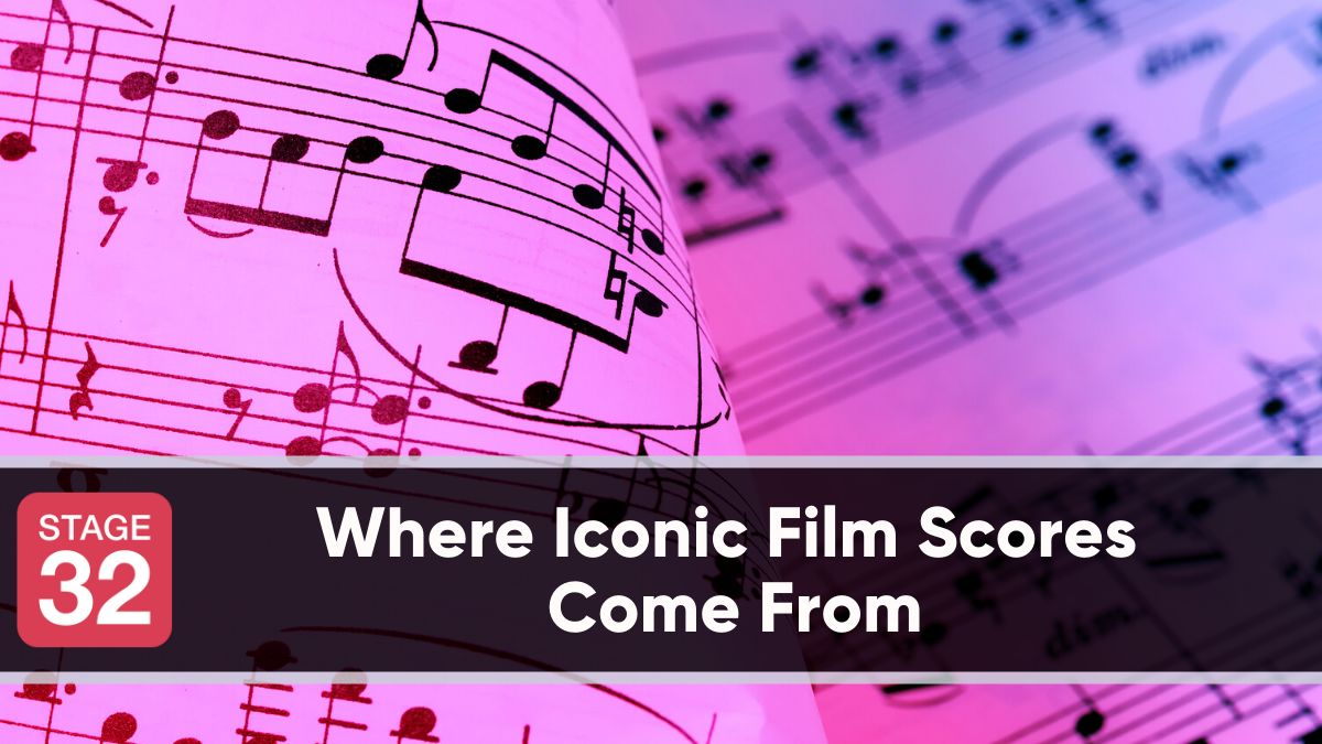 Where Iconic Film Scores Come From