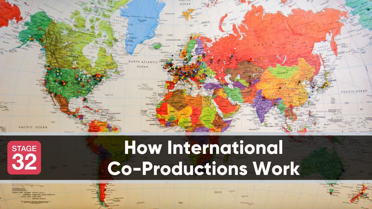 How International Co-Productions Work