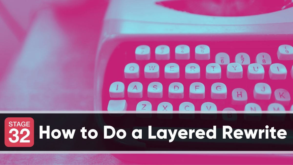How to Do a Layered Rewrite