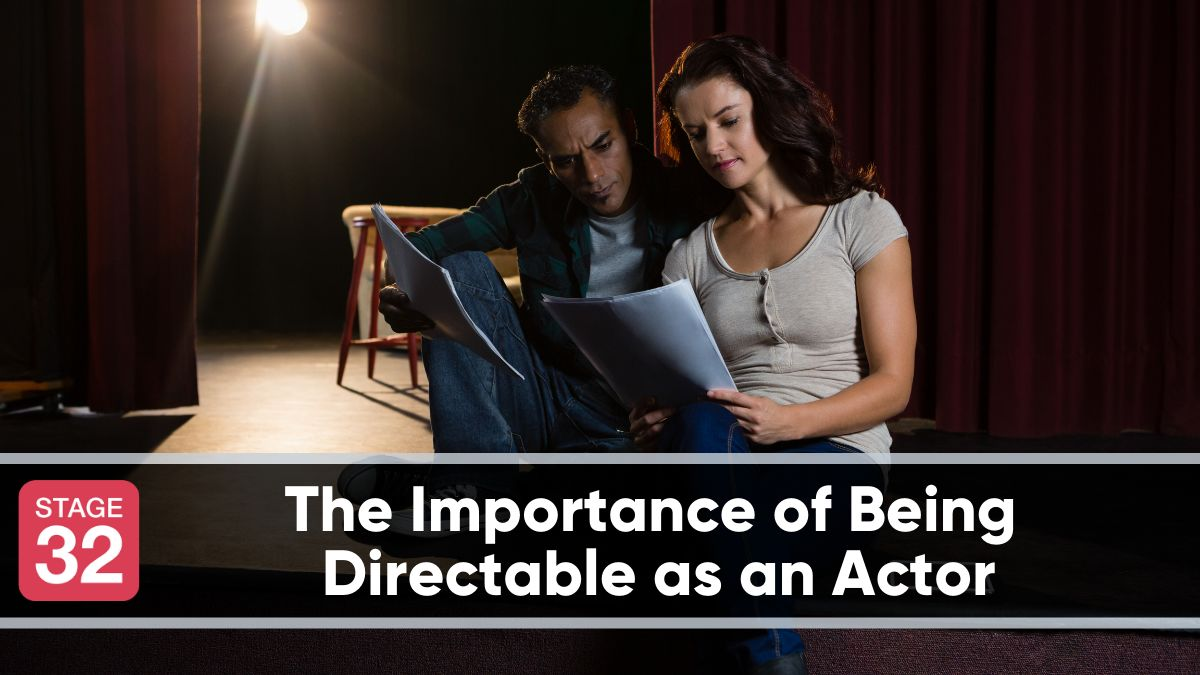 The Importance of Being Directable as an Actor