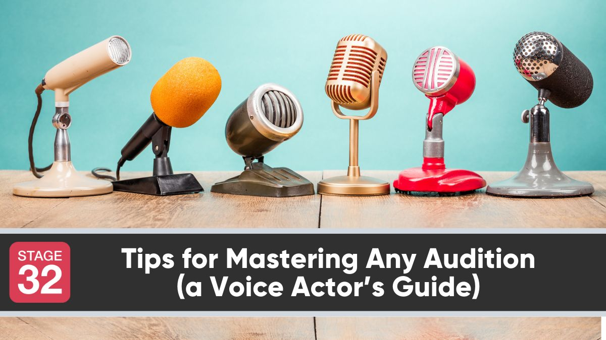 Tips for Mastering Any Audition (a Voice Actor's Guide)