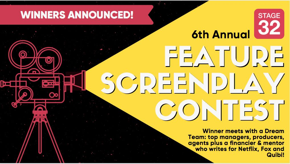 6th Annual Feature Screenwriting Contest