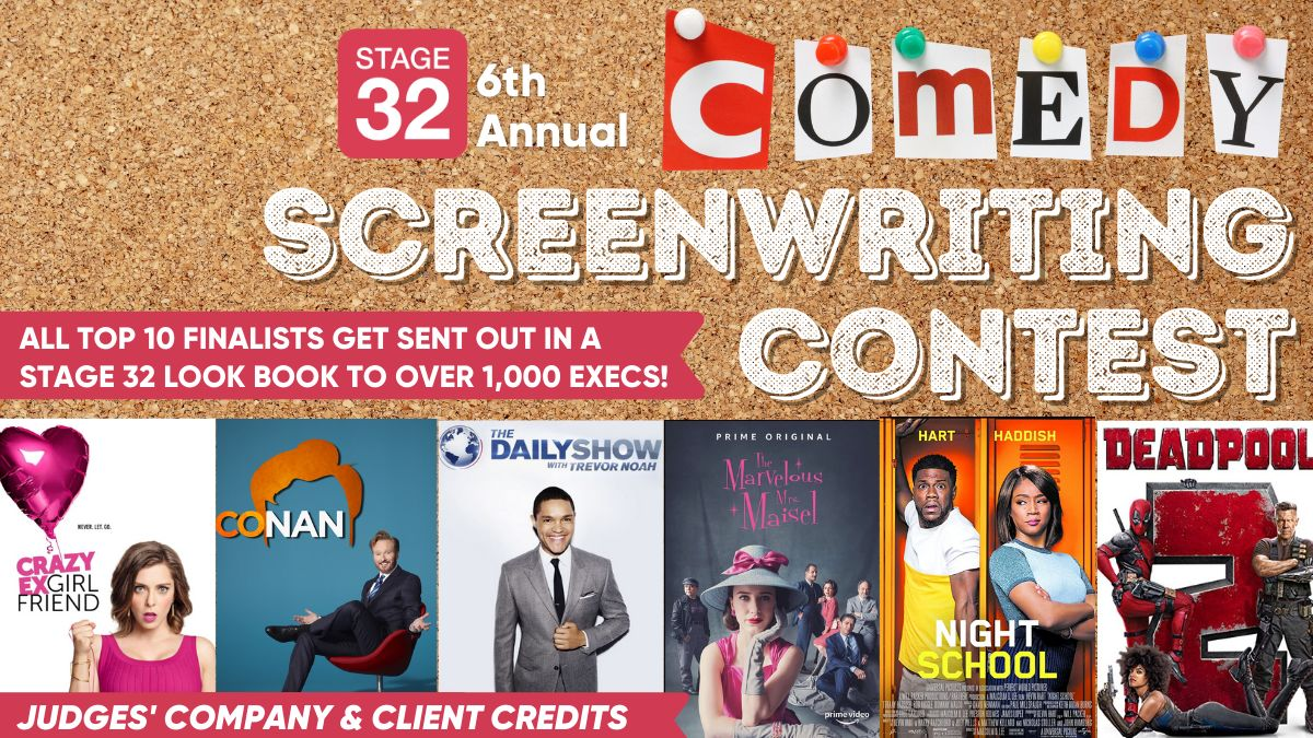6th Annual Comedy Writing Contest