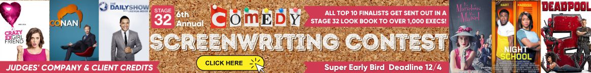 Comedy Screenwriting Contest - SEB
