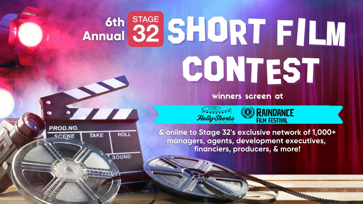 6th Annual Stage 32 Short Film Contest