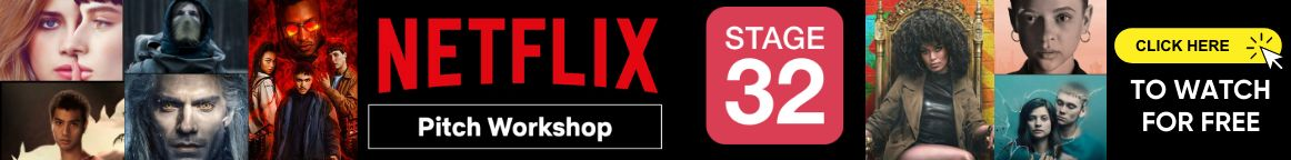 NETFLIX Pitch Workshop On-Demand